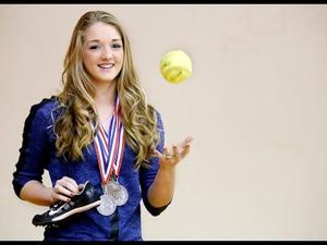 Morgan Hill: 2014 Killeen Daily Herald Athlete of the Year