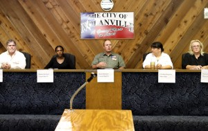 Nolanville City Council Candidates Forum
