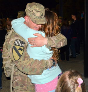 Family Welcome Home