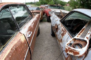 Junked Cars