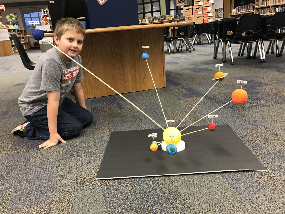 2017 solar system science project - photo #6