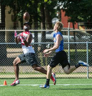 7-on-7 Passing League Cameron