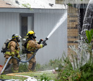 House fire on Goodhue Drive in Killeen