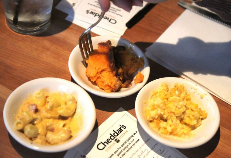 Cheddar's Side Dish Contest