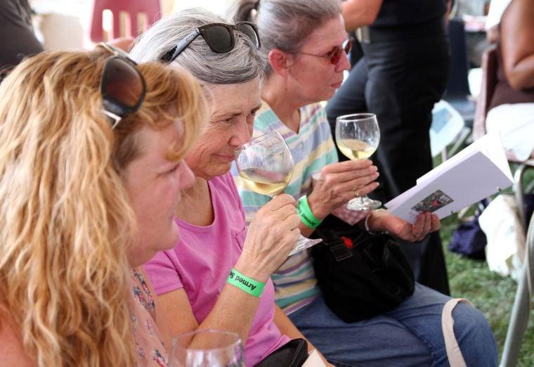 Central Texas Food, Wine & Brew Festival
