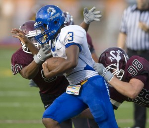 Copperas Cove vs. A&M Consolidated