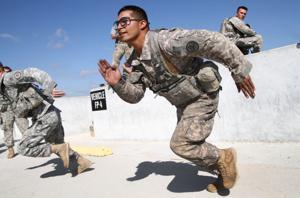 3CR Sniper Training