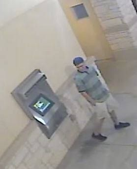 Police looking for man who vandalized veterans cemetery
