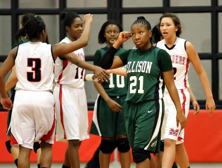 No.11 Ellison ousted by Flower Mound