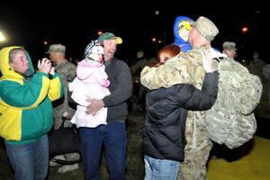 2nd Brigade homecoming