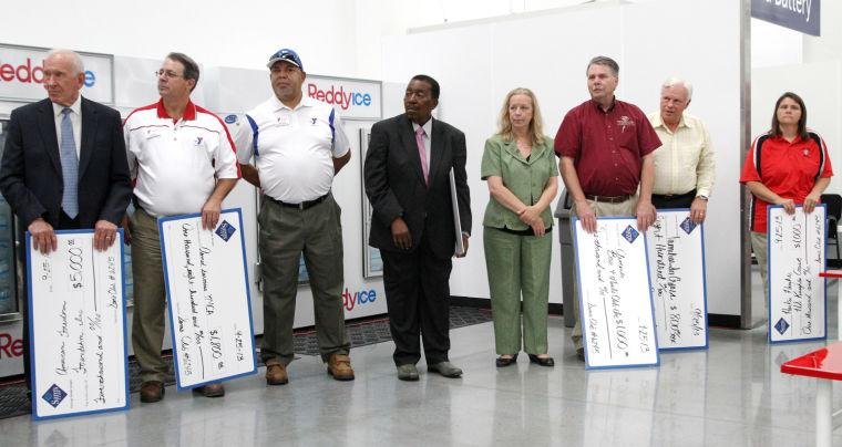 Sam's Club Grant Checks
