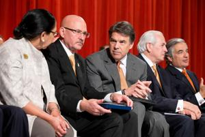 Perry's Legacy: Higher Education