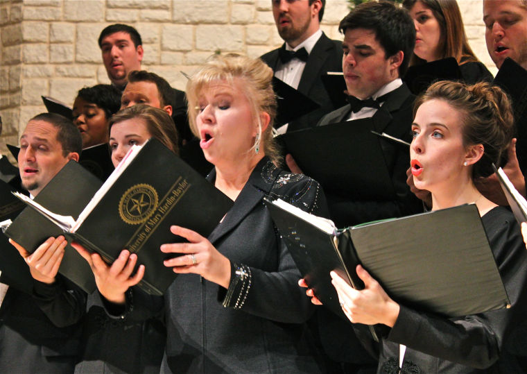 UHMB Concert Choir