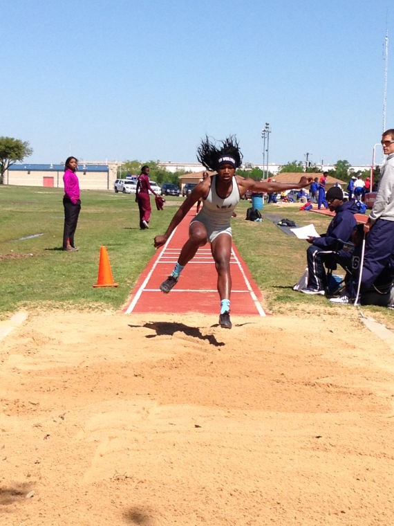 Area Track Meet Field Events