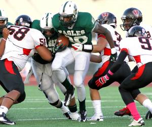 Heights Downs Ellison in 8-5A Contest