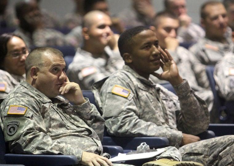 Fort Hood Suicide Prevention