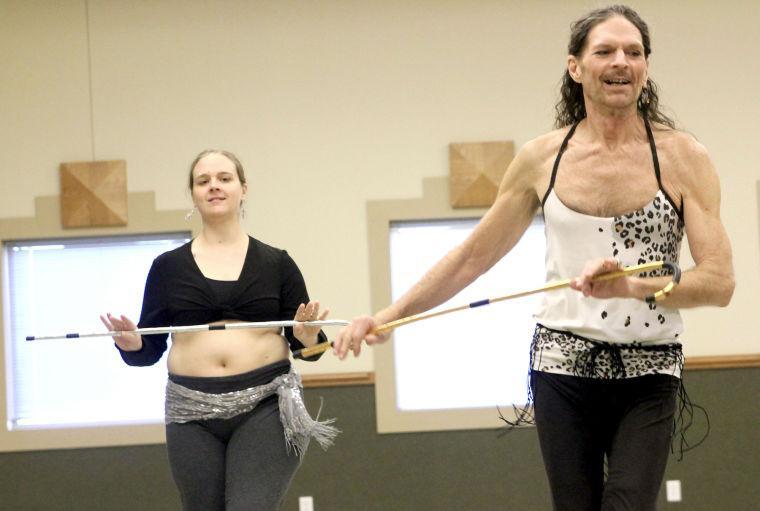 Belly Dance Workshop in Heights