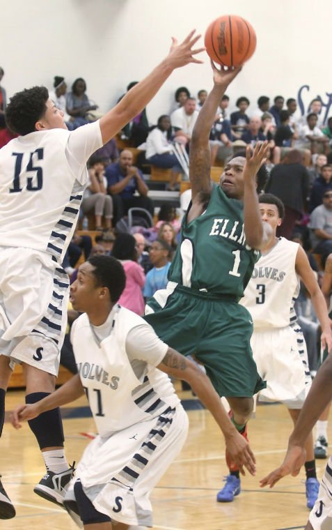 Boys Basketball: Shoemaker v. Ellison