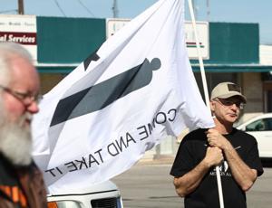 2nd Amendment Rally in Cove