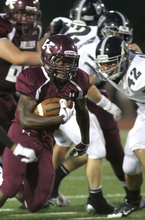 Football: Killeen v. Vandegrift