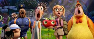 Film Review Cloudy with a Chance of Meatballs 2