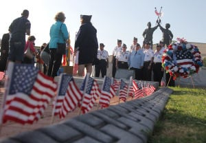 Retreat Ceremony In Memorium of the Korean War Veterans