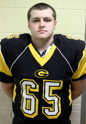 Gatesville Football - Robert Burden