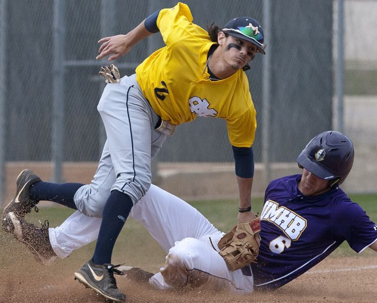 Mississippi College at UMHB Baseball