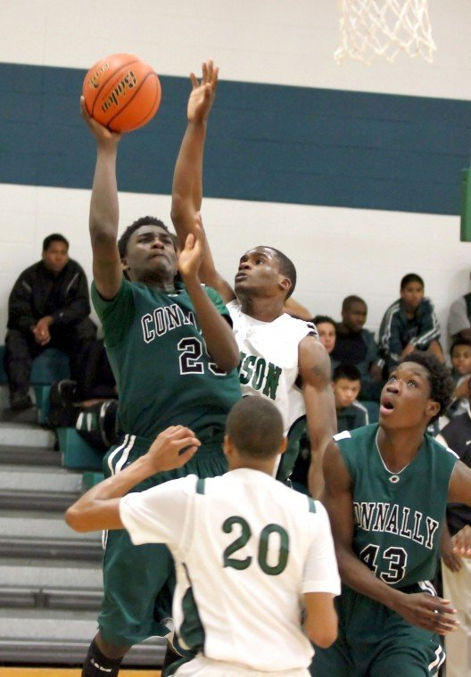 Ellison Edges Pflugerville Connally