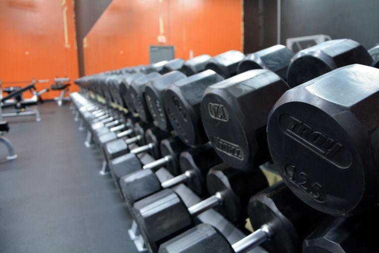 Multitude of dumbbells