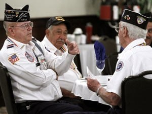 Korean veterans share stories