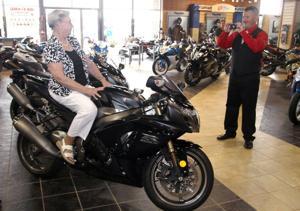 Motorcycle Wedding