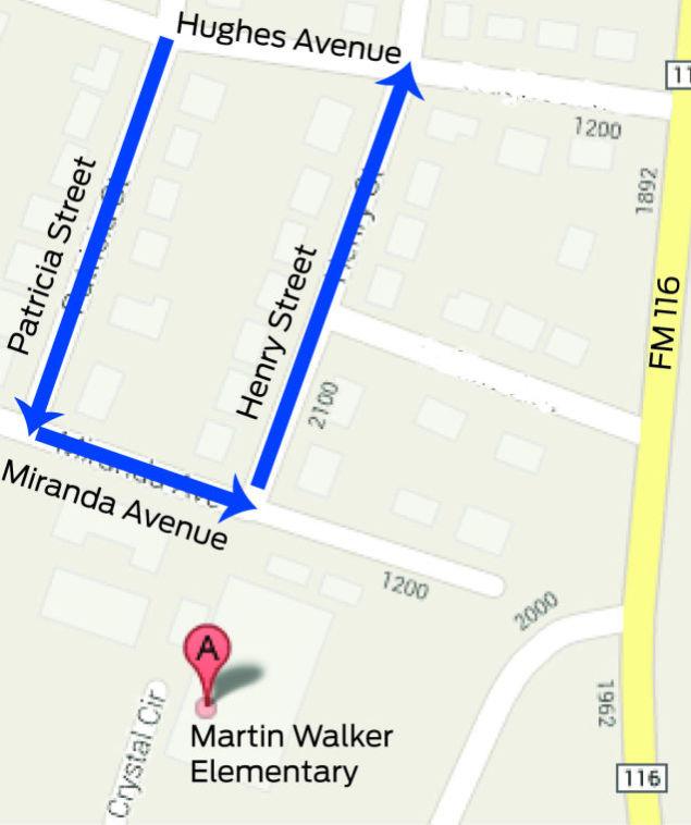 Martin Walker Elementary