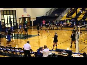 Volleyball Cove vs. Liberty Hill