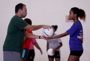 Ellison Volleyball Camp