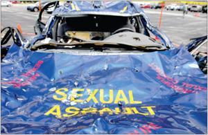 Hammering away at sex crimes