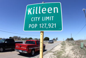 Killeen City Limit