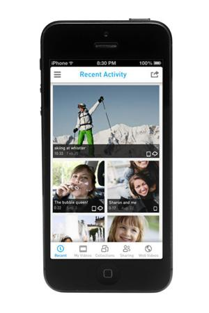 RealPlayer Cloud app