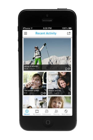RealPlayer Cloud App: The RealPlayer Cloud app makes it easy to store and share video across multiple platforms. - Photo by Courtesy Photo