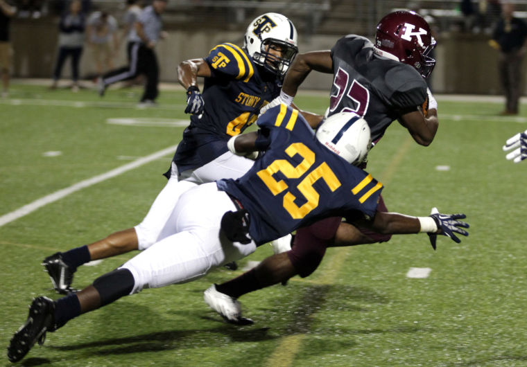 Killeen vs. Stony Point