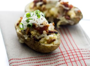 Food Super Bowl Potato Skins