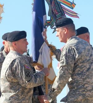 Assumption-of-Command Ceremony