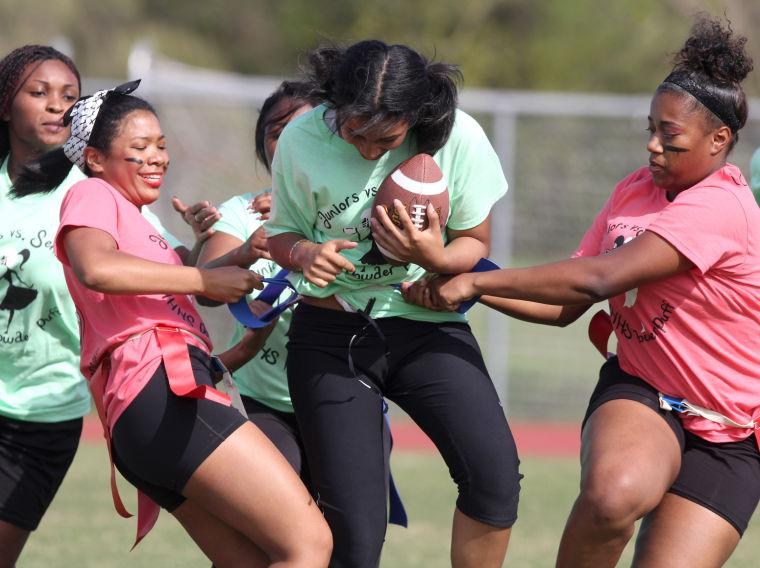 Powder Puff Football