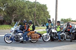 Motorcycle mentorship