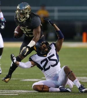 West Virginia at No. 17 Baylor