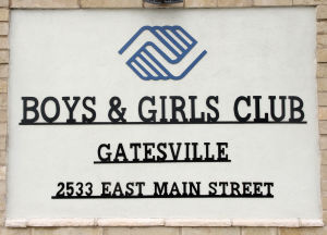 Gatesville Boys & Girls Club in new location