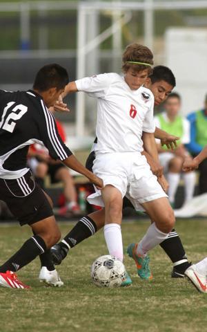 Boys Soccer Playoffs: Salado v. Nacogdoches