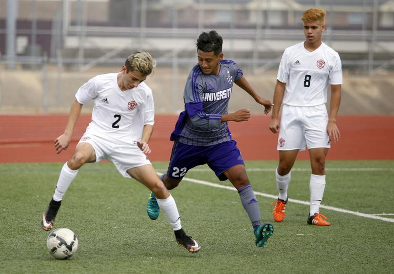 BOYS SOCCER: Shoemaker wins, but four area teams fall in first day of Winter Showcase