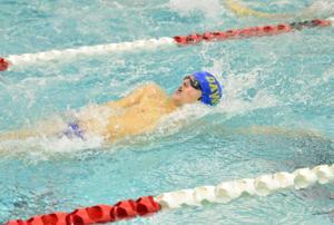12-6A Swim Meet