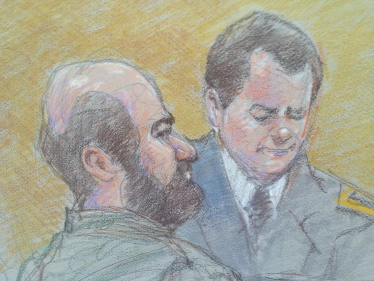 Maj. Hasan beard controversy